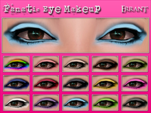 -Errant- Fanatic Eye Makeup (15 Colors)