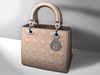 BeloD - DOL handbag Lambskin/silver