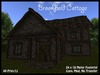 Old World Designs Brookfield Cottage Detailed rustic medieval cottage