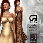 SHEY - Janelle Extraordinary Gown