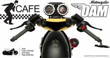 [NEW] MESH - CAFE RACER