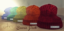 CREDO - [Graphic beanie] Pack 1 [WEAR!]