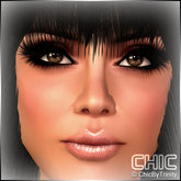 !CHIC! Realistic Brown Eyes