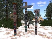 *Totem poles + suprise BOXED*