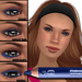 Wear it 4 ways! Flattery Cosmetics Eye Liner Pencil - Indigo