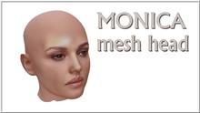 Monica mesh head
