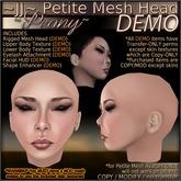 ~JJ~ Petite Head ~Peony~ DEMO