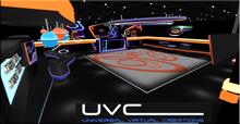 UVC Co. -  Mesh Retro Space Club 2013
