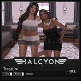 Halcyon - Treasure [25L IN WORLD]