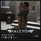 Halcyon - Sweet and low [25L IN WORLD]