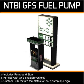 NTBI GFS Fuel Pump Kit (Global Fuel System)