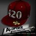 Alofoke! - 420 Fire Cap