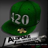 Alofoke! - 420 Grass Cap
