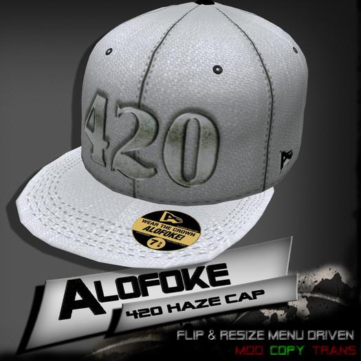 Alofoke! -  420 Haze Cap