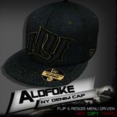 Alofoke! - NY Denim Cap