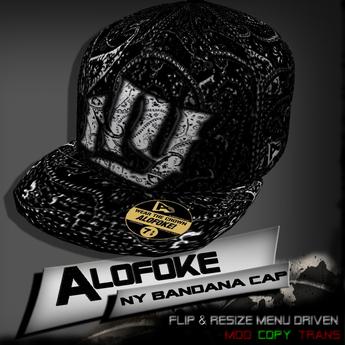 Alofoke!  -  NY Bandana Cap
