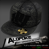 Alofoke!  -  NY Crackle Cap