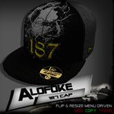 .:: Alofoke Designs ::. 187 Cap