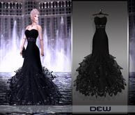 """""""DEW"""" OUTLET /Eliza black"""