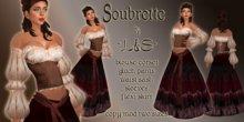 ...~L&S~Soubrette Medieval Gown