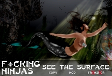 *FN* See the Surface -Mermaid- Pose