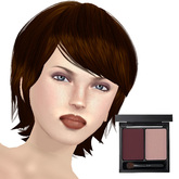 Flattery Casual Color Eye Shadow - Vintage Rose