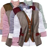 ALB GILL shirt + double vest MESH DEMO AnaLee Balut