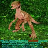 3D Animated Gor-THARLARION Huntable