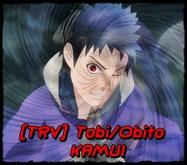[TRV] Tobi/Obito Hud Kamui {BOX}