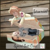 Babycakes Poses - Special Suit-Case