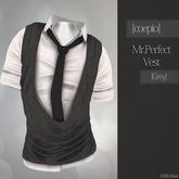 [coepio] Mr.Perfect Vest [Demo]