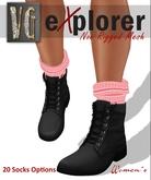 VG EXPLORER (womens) BLACK