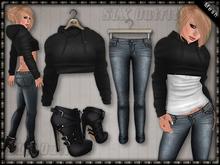 SLX Outfit: Hoodie