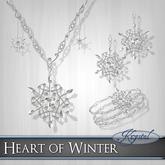 ::: Krystal ::: Heart of Winter - Gold