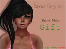 - LoMa Fashion - Shape Maia GIFT