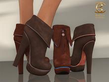 BAX Foxy Boots Wood