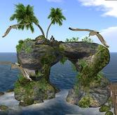 Pinhole Rock Group + many plants, rocks, poses (m/tr)