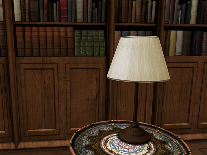 Dutchie small mesh table lamp