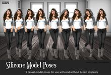Izzie's - Silicone Model Poses
