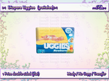 :-: Diapers Uggios (Pañales) :-: