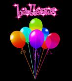 Balloons - Large Balloon Bouquet Rezz Day Balloons Birthday Celebration Decorations (MOD/TRANS)