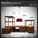 :FANATIK HOME: Carolina Furniture Set - mesh fashion store furniture set