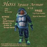 Hoss Space Armor 01 Box