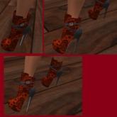 MeshStilletto  Boots GIFT*