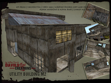 [dc] Utility Building M2