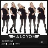 Halcyon - Supernova [25L IN WORLD]
