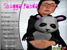 -SneeK- Snugga Panda