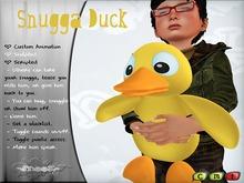 -SneeK- Snugga Duck