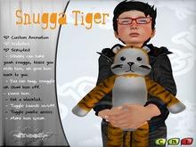 -SneeK- Snugga Tiger