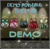 DEMO NS:: Boheme Top mesh